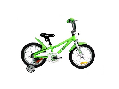 Велосипед Ride 16 light green