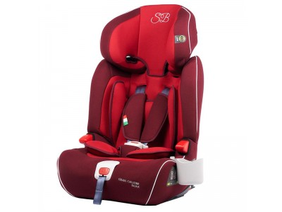 Автокресло  Sweet Baby Gran Cruiser Isofix Red
