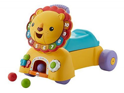 Игрушка Fisher-Price Ходунки Лев