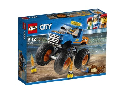 Конструктор LEGO CITY Монстр-трак City Great Vehicles
