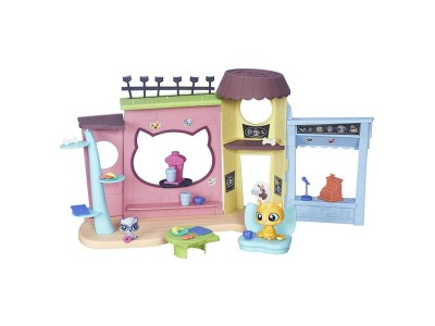 "Игровой набор  Littlest Pet Shop ""Кафе"""