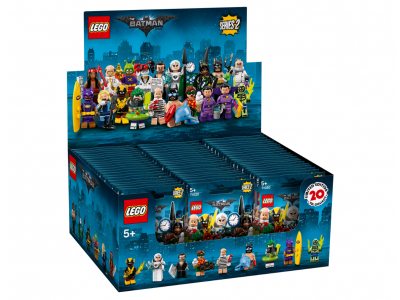 Игрушка LEGO 71020 Минифигурки LEGO®, серия BATMAN Movie part 2