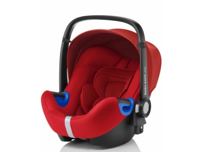 Детское автокресло Baby-Safe i-Size Flame Red Trendline